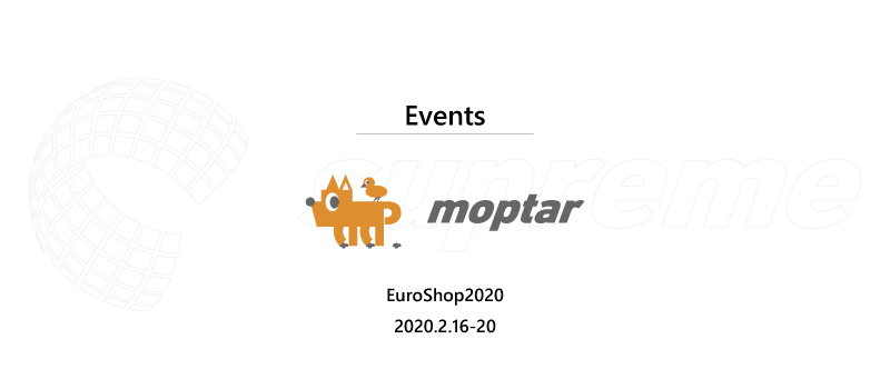 【展示会/Events】EuroShop2020にMoptarを出展いたします/ Moptar at EuroShop2020